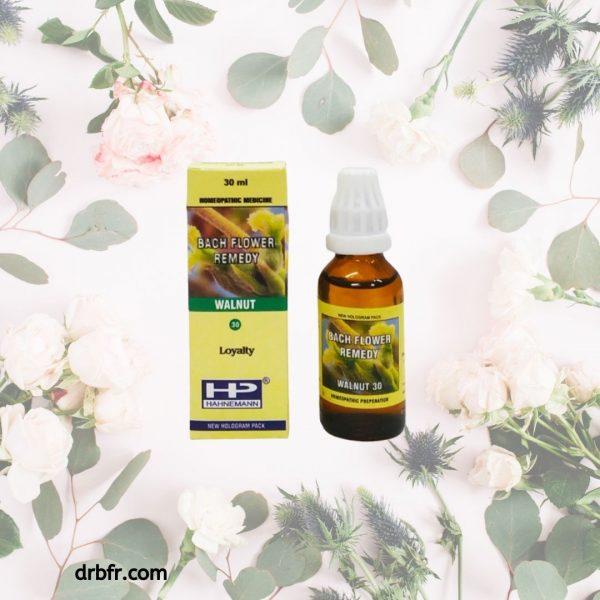 Natural Bach Flower Remedies-Walnut