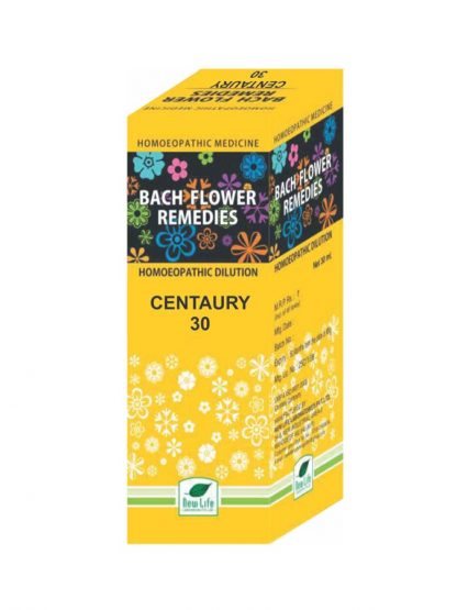 New Life Centaury for Determination and Confidence