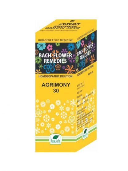 New Life Agrimony for Anxiety and Peace