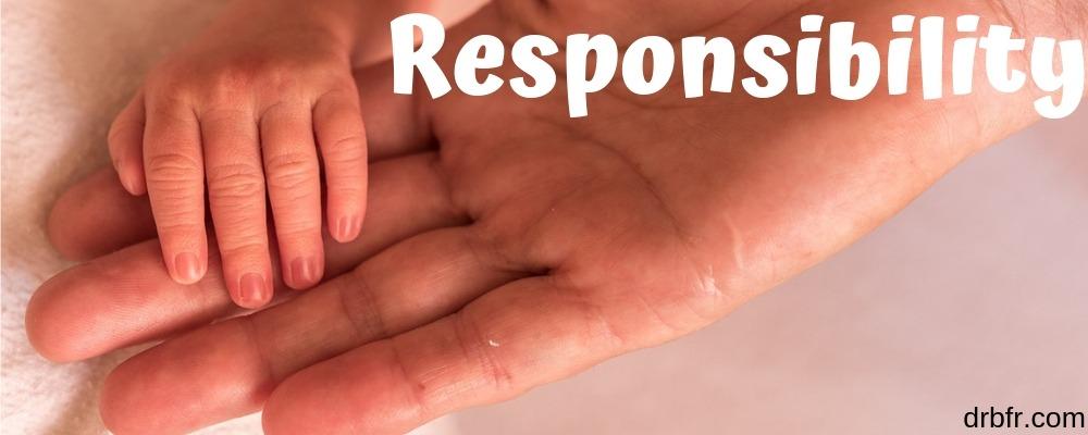 responsibilty