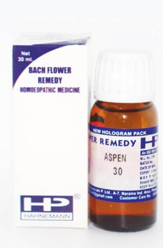 HP Aspen for Panic Attacks & Headache