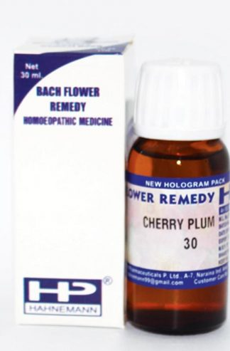 HP Cherry Plum for Peace & Depression