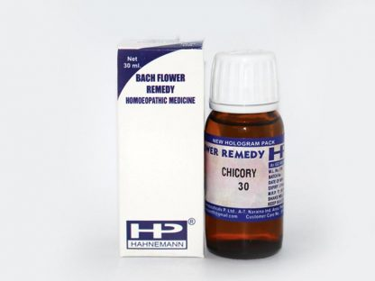 HP Chicory for Possessiveness & Over Protective