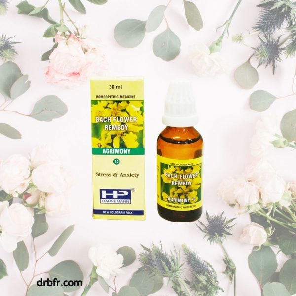 Natural Bach Flower Remedies-Agrimony