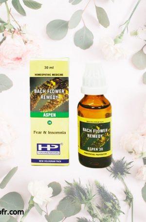 Natural Bach Flower Remedies-Aspen