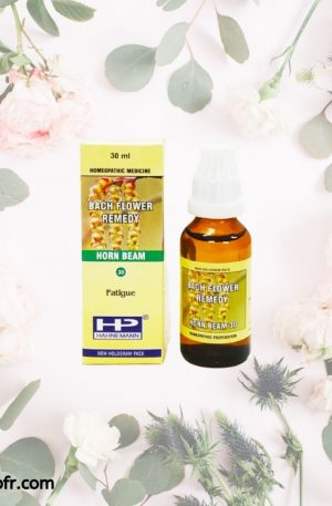 Natural Bach Flower Remedies-Horn Beam