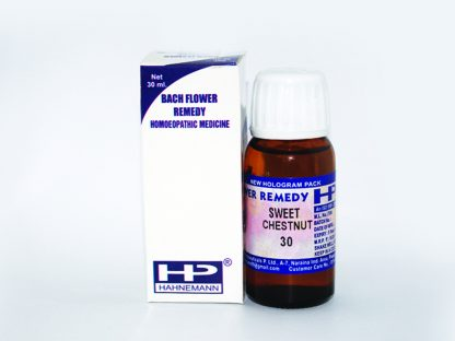 HP Sweet Chestnut for Mental Anguish