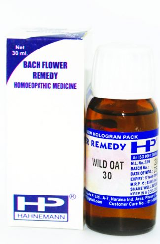 HP Wild oat for confusion