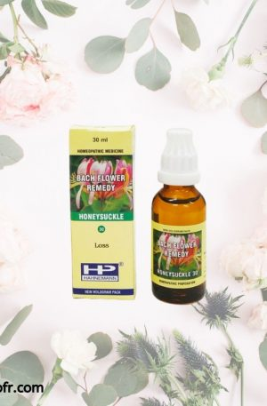 Natural Bach Flower Remedies-Honey Suckle
