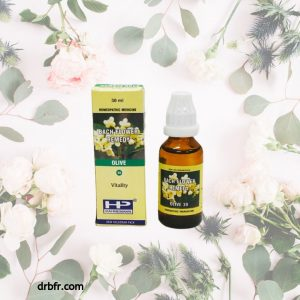 Natural Bach Flower Remedies-Olive