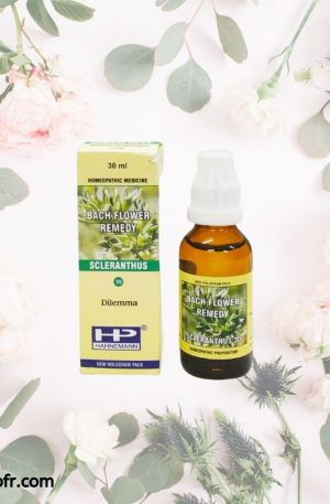Natural Bach Flower Remedies-Scleranthus